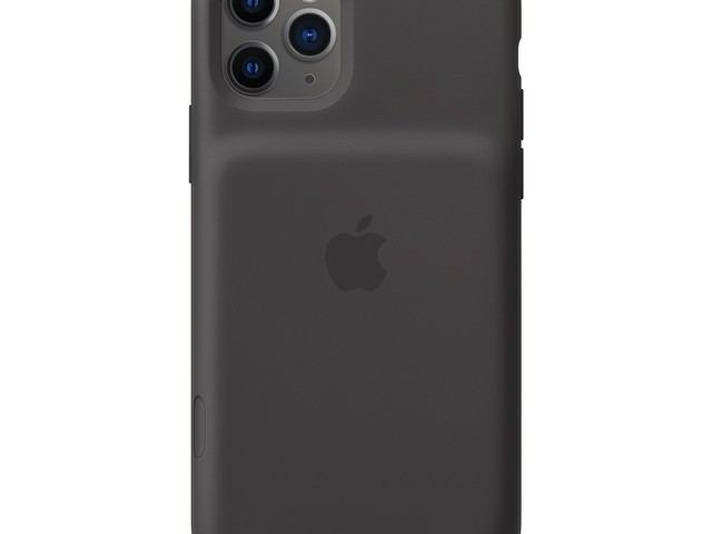 Apple Launches New Smart Battery Cases for the iPhone 11, iPhone 11 Pro and iPhone 11 Pro Max