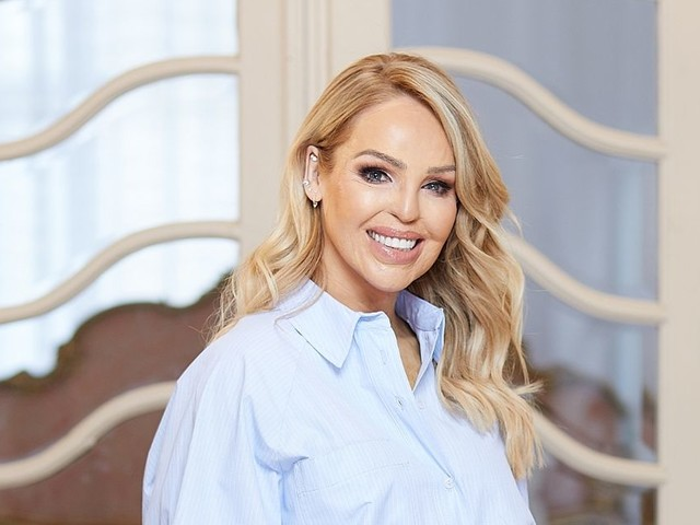 Katie Piper says she's 'lucky to be alive' as she prepares for 400th operation