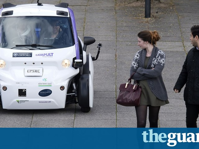 The Chipping Norton challenge for driverless cars | Brief letters