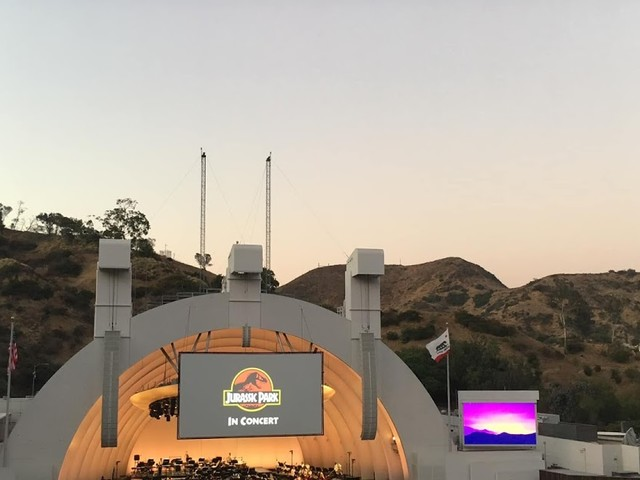 WATCH: Jurassic Park In Concert At The Hollywood Bowl - Videos And Photos