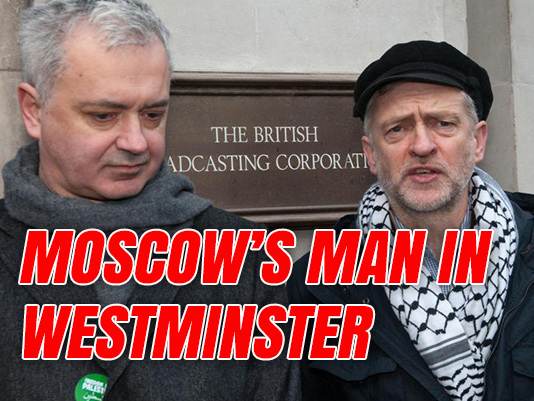 Corbyn Campaign Chief Dished Out Money For Russian News Agency