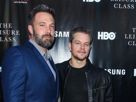 Matt Damon and Ben Affleck will write more together
