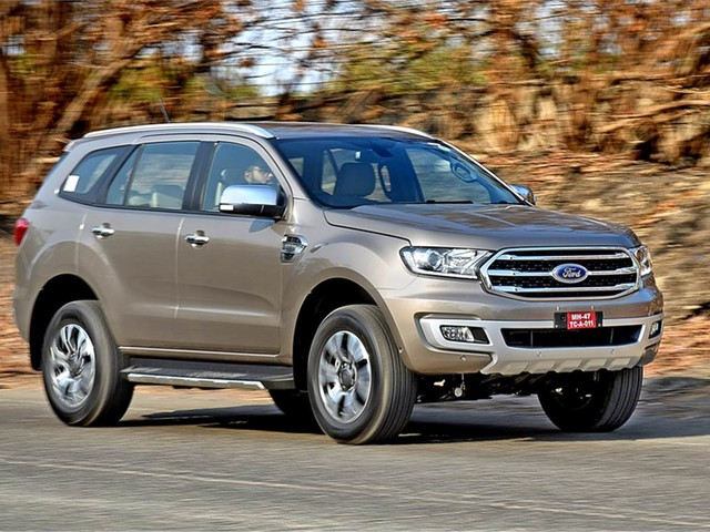 Ford Endeavour prices now start at Rs 33.80 lakh