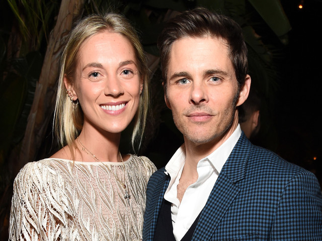 Image result for james marsden and edei