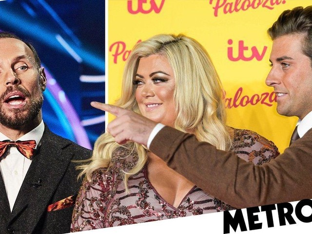 James Argent hits out at 'unprofessional' Dancing On Ice judge Jason Gardiner after he branded Gemma Collins 'lazy'
