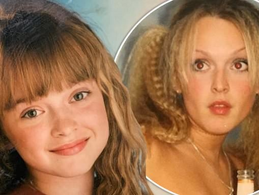 Fearne Cotton shares throwback snaps from the 1990's as she laments having insomnia during lockdown