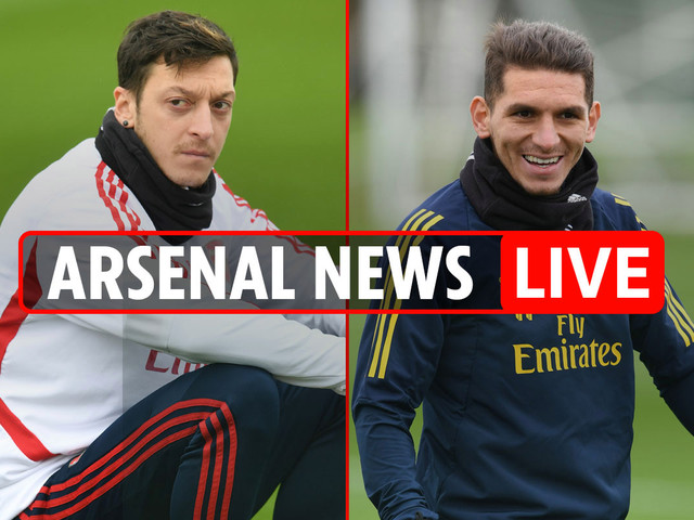 11pm Arsenal news LIVE: Ozil agent tells stars to REFUSE pay cuts, Torreira £35m bid, Arteta's Spanish triple-transfer