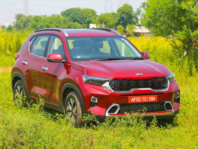 Kia Sonet Launching Today, Waiting Period And Expected Price Details Here
