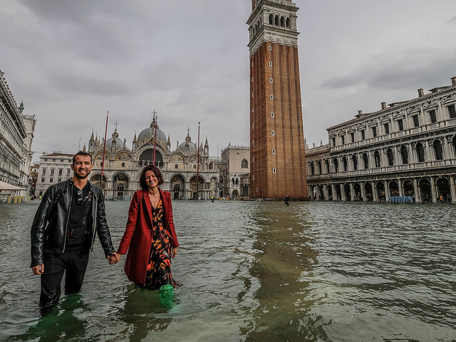 Venice Flooding: 75% Of City Is Under Water As Deadly Storms Kill Six People In Italy