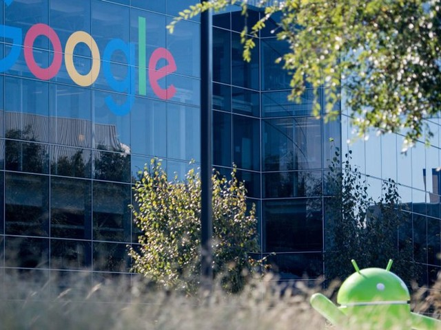 US accuses Google of being a monopoly in largest antitrust lawsuit in two decades