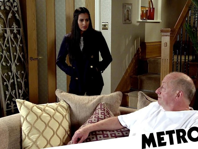 Coronation Street spoilers: Geoff Metcalfe's next victim as he reveals new girlfriend
