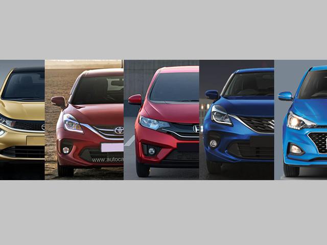 Tata Altroz vs rivals: Specifications comparison