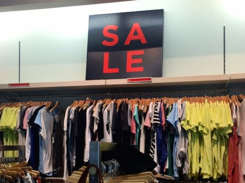'The question is ... what's NOT on sale?': Gap's email to customers reveals it has no plans to scale back on one of its biggest problems (GPS)