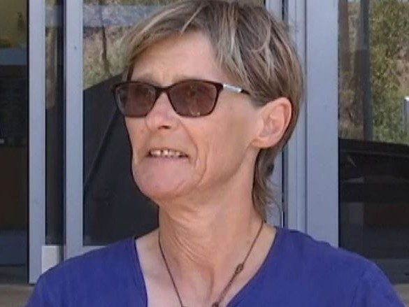 Woman found alive after being stranded in 40C Outback for two weeks survived on cans of iced vodka and groundwater