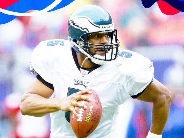 Donovan McNabb's Eagles were the dynasty that never was