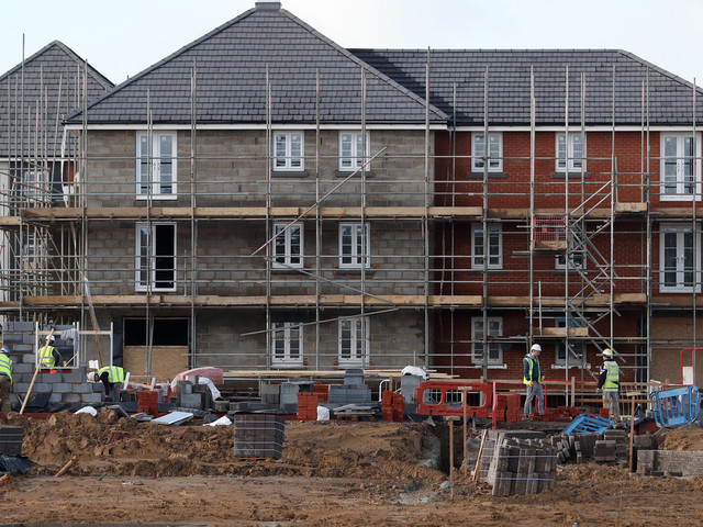 Theresa May Set To Unveil Council House Building Boom, Tory Sources Claim