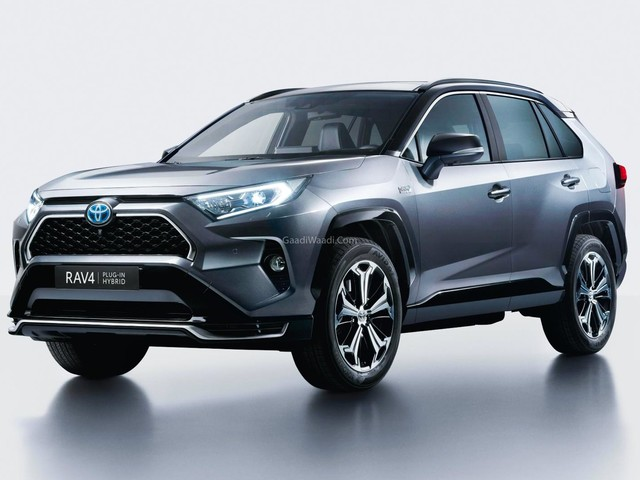 Toyota To Launch RAV4 SUV Next Year In India – Report