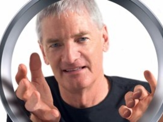 The Dyson vacuum inventor says he's spending $3 billion on electric car and battery tech (F, GM, TSLA)