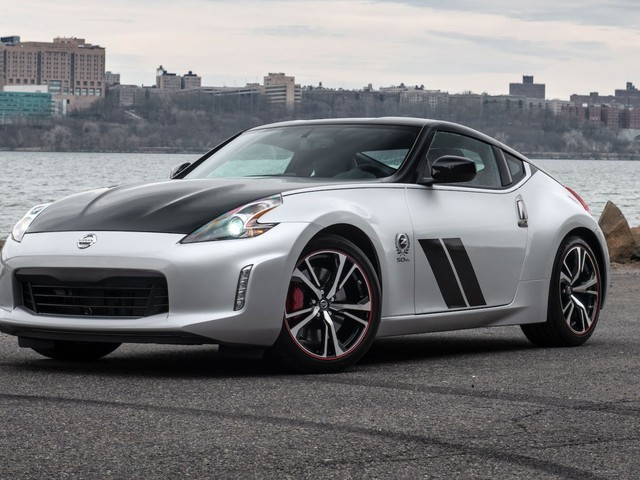 The Nissan 370Z is barebones and old — but the 50th Anniversary edition of this sports-car legend is among the best cars I've driven all year