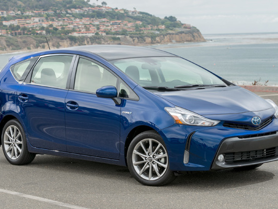 Another Hybrid Bites the Dust: Toyota Prius V Packs It in After VI Model Years