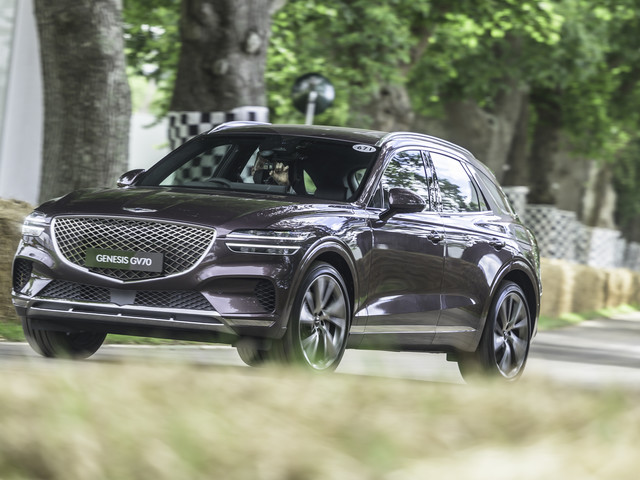 New Genesis GV70 to take on Audi Q5 from £39,450
