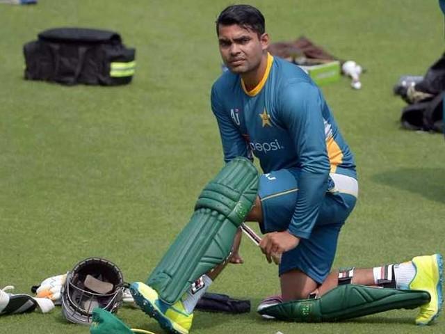 Umar Akmal Steps Up Verbal Attack On Pakistan Coach