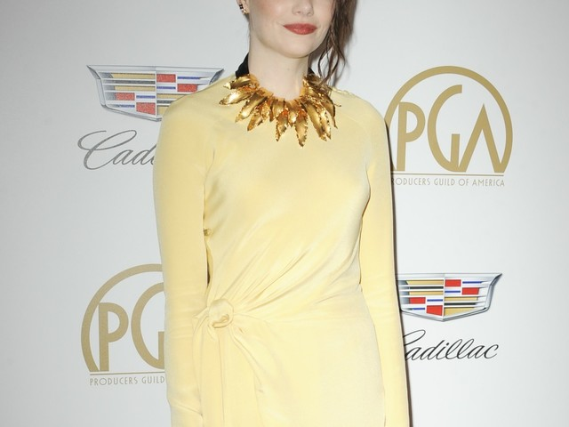 Emma Stone looked like a washed-out ghoul at the Producers Guild Awards
