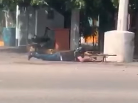 El Chapo's son arrested then freed again as Mexican police overpowered in violent gun fight
