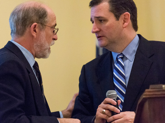 Ted Cruz vs. The Muslim Brotherhood Boogeyman