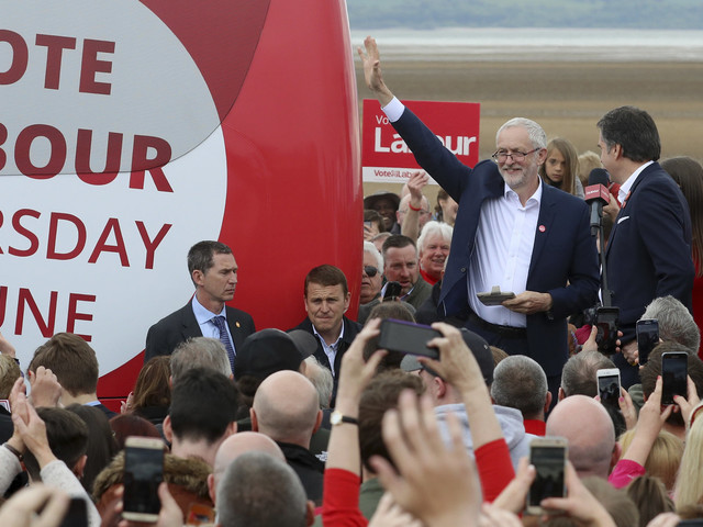 The Corbyn Effect: Huge Vote Share Boost Where Labour Leader Held General Election Rallies
