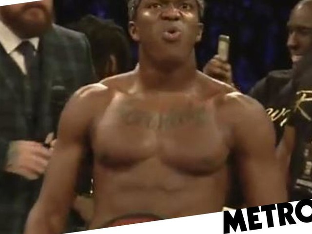 KSI announces poll to decide his next YouTuber boxing opponent
