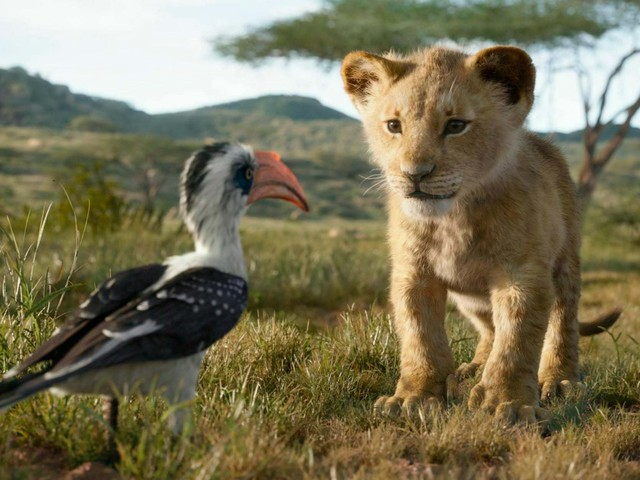 Original Lion King animator launches scathing attack on 'cheap' remake