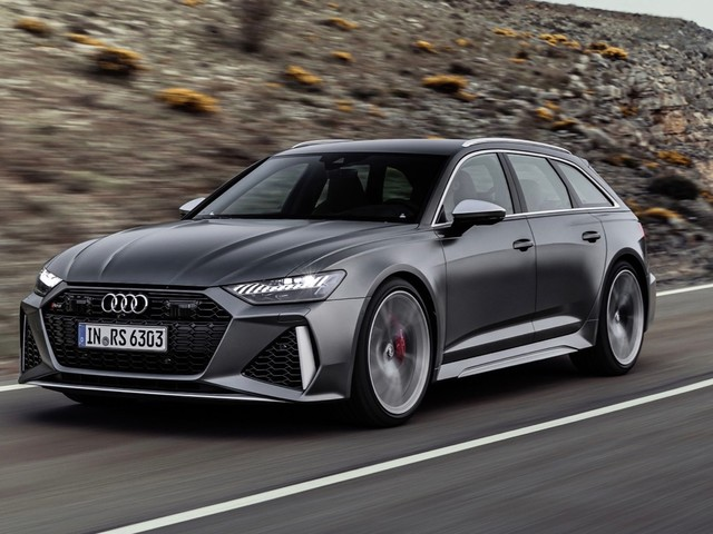 2020 Audi RS 6 Avant is a 591-hp wagon coming to the US