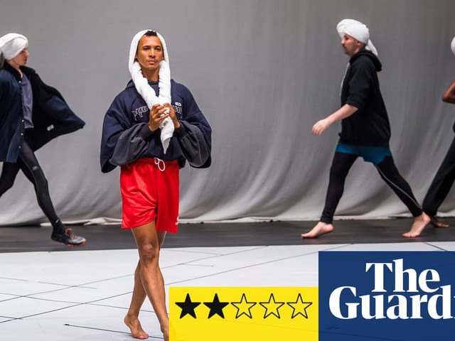 Trajal Harrell: Maggie the Cat review – Tennessee Williams sashays away