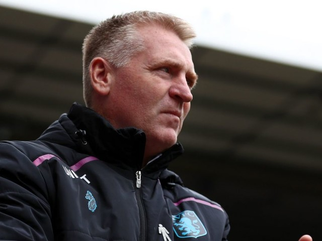 Dean Smith has this play-off warning for West Brom - and Aston Villa fans will love it
