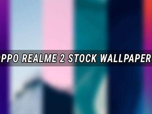 Download Oppo Realme 2 Stock Wallpapers Tech Anygator Com