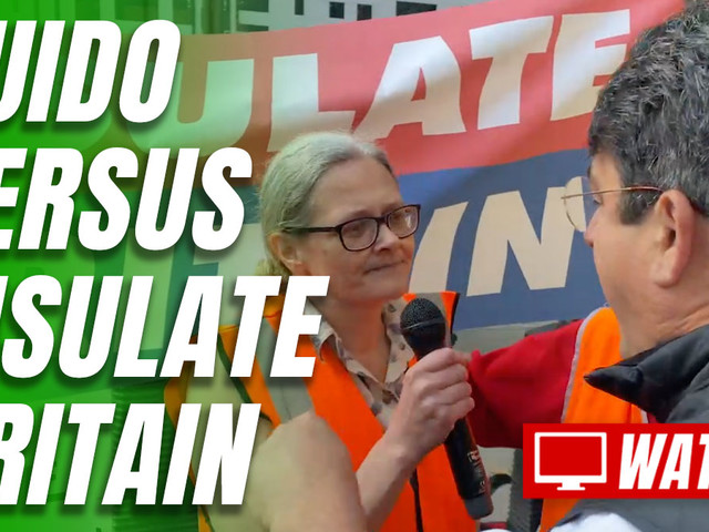 When Guido Obstructed Insulate Britain