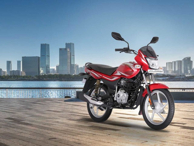 Bajaj Platina 100 BS6 prices increased without any major updates