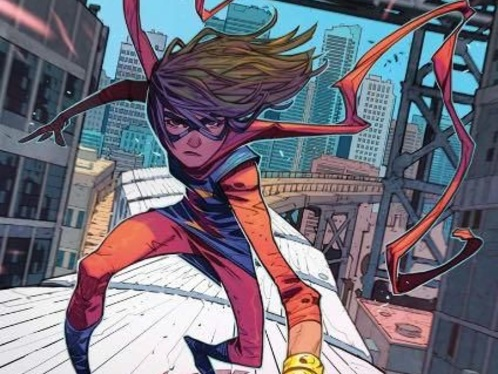 Ms. Marvel TV series possibly in the works for Disney Plus - CNET