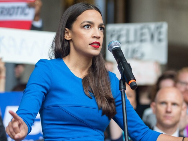 'We are facing a national crisis': Alexandria Ocasio-Cortez passionately defends her Green New Deal resolution as Republicans bring it up to fail in the Senate