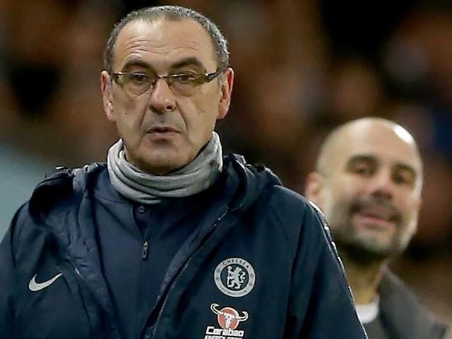 Maurizio Sarri edges closer to Chelsea exit after humiliating Premier League defeat at Man City