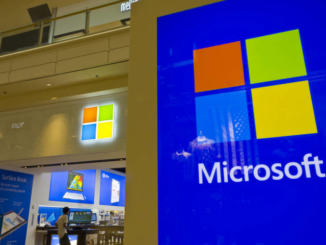 Ex-Microsoft intern claimed one of her fellow temps raped her. Her bosses hired him