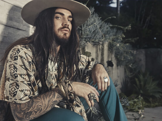 Adam Lambert Poses For 'Schon!,' Hints At New Musical Direction
