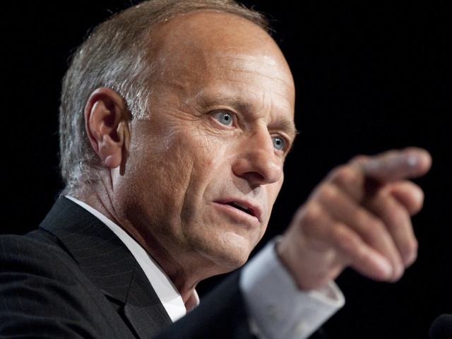 Rep. Steve King Says Obama Is Partly To Blame For Alexandria Shooting