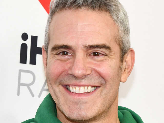 Andy Cohen Reunites with His Son Benjamin After His Recovery