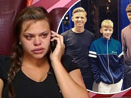 Jade Goody's ex Jeff Brazier says he refuses to let sons watch 'unsettling' documentary