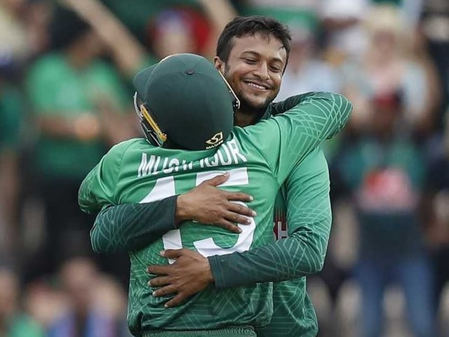 Shakib's All-Round Performance Helps Bangladesh Ease Past Afghanistan