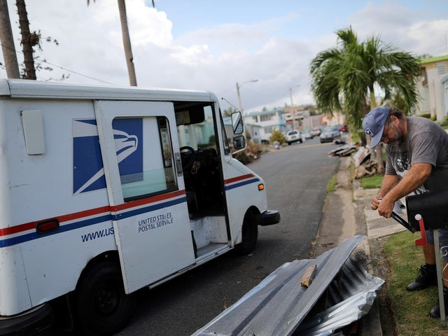 The US Postal Service is on track to run out of money by June, and it could be a disaster for states trying to expand voting by mail