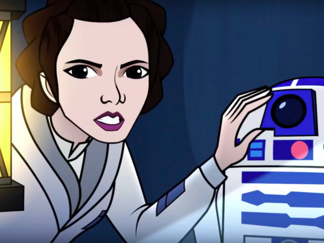 Disney's Charming Series of Animated Shorts Wants to Win Over a New Generation of Star Wars Fans
