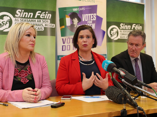 McDonald: 'If the DUP crashed this thinking that they would return to the bosom of direct rule, they thought wrong'